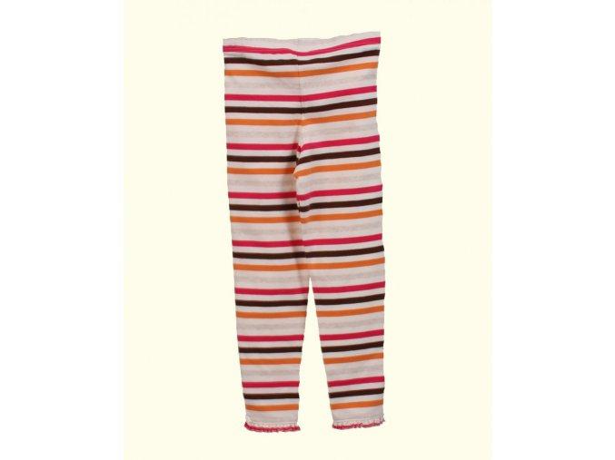 TOUGHSKINS dětské kalhoty elastické proužkované