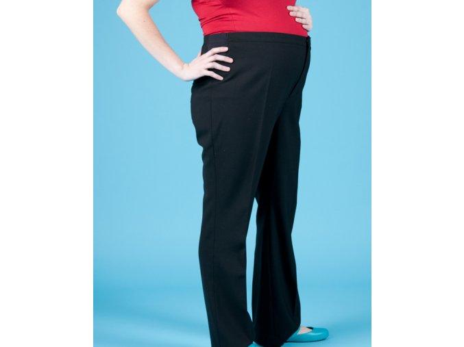 GAP MATERNITY těhotenské kalhoty černé