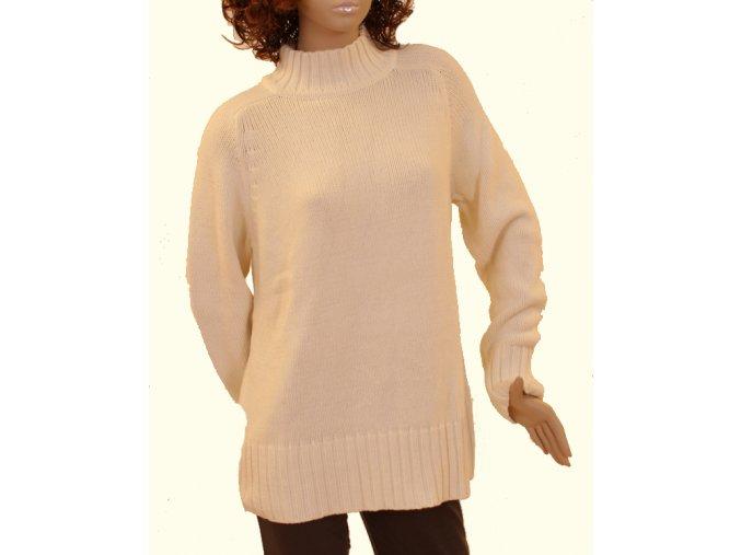 GAP MATERNITY těhotenský svetr smetanový