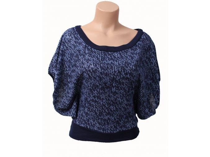 IMAGINE USA dámská halenka/svetr modrá