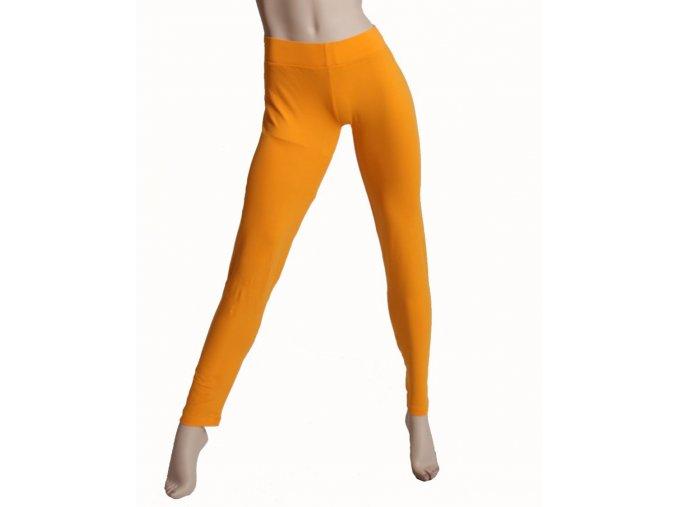 CHICOREE dámské kalhoty oranžové