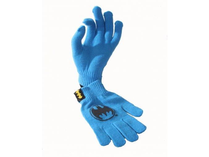 BATMAN dětské rukavice modré