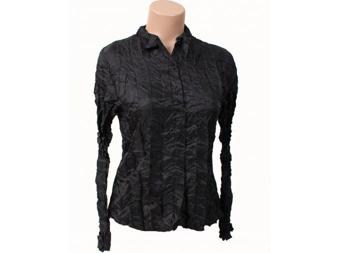 DRESS-U dámská halenka/košile černá