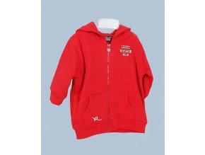 ROCAWEAR dětská bunda/mikina červená