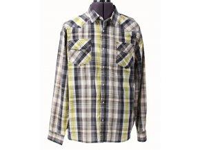 LEVIS pánská košile károvaná