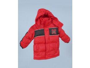Team starter NEBRASKA HUSKERS dětská bunda červená
