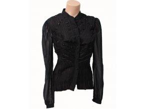 KAELYN-MAX dámská halenka/košile černá