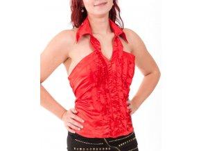 Vixen dámská halenka červená