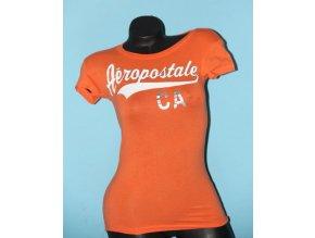 Aéropostale dámské tričko oranžové