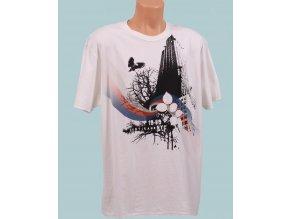 DKNY pánské tričko bílé 19-89 DKNY Jeans