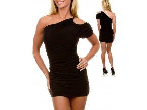 JFANY D USA dámské šaty černé