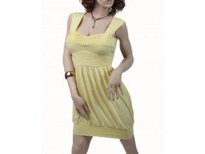 Baby Phat dámské šaty žluté