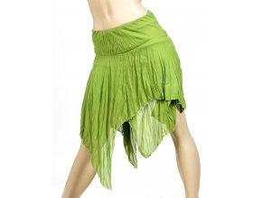 VIVA YOU U.S.A. dámská sukně zelená