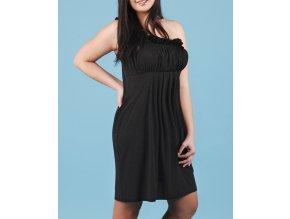 EN FOCUS STUDIO dámské šaty černé