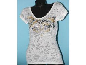 APPLE BOTTOMS dámské tričko bílé