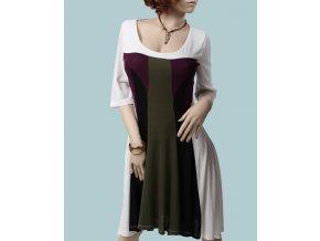 HYPNOTIC dámské šaty vícebarevné