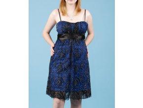 RUBY ROX dámské/dívčí šaty modré