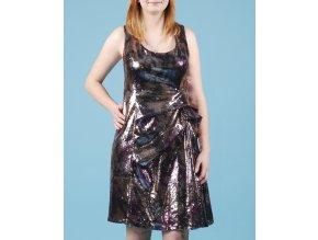 Jessica Simpson dámské večerní šaty