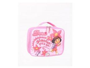 NICKELODEON Dora průzkumnice dětský/dívčí batůžek růžový