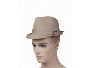 PAMOA pánský béžový klobouk