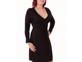 ICE dámské šaty černé
