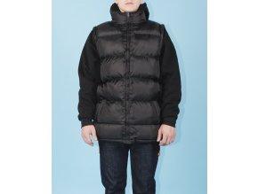 ROADBLOCK pánská bunda černá s kapucí