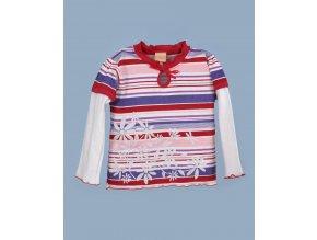 ARTISANSINC dětské dívčí tričko s dlouhým rukávem