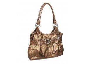 SIENNA Ricchi MILAN dámská kabelka bronzová