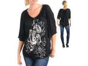 BUZZ dámské tričko černé