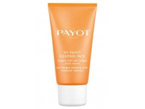 Payot PAYOT MY PAYOT SLEEPING PACK Noční pleťová maska pro rozjasnění pro ženy 50 m