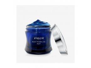 BLUE TECHNI LISS NUIT - Noční napravující a vyhlazující olejový gel