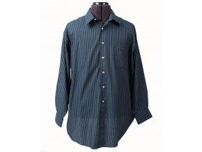 DOCKERS pánská košile modrozelená