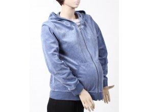 OLD NAVY těhotenská mikina modrá