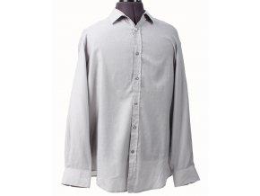 LONDON pánská košile šedá