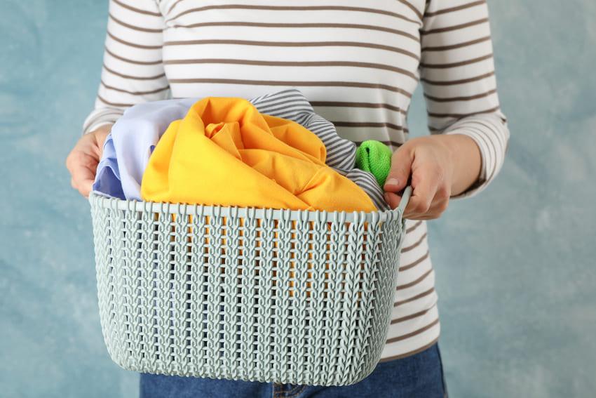 Koš na prádlo: Jak vybrat ten správný?