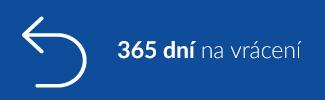 365 dní na vrácení