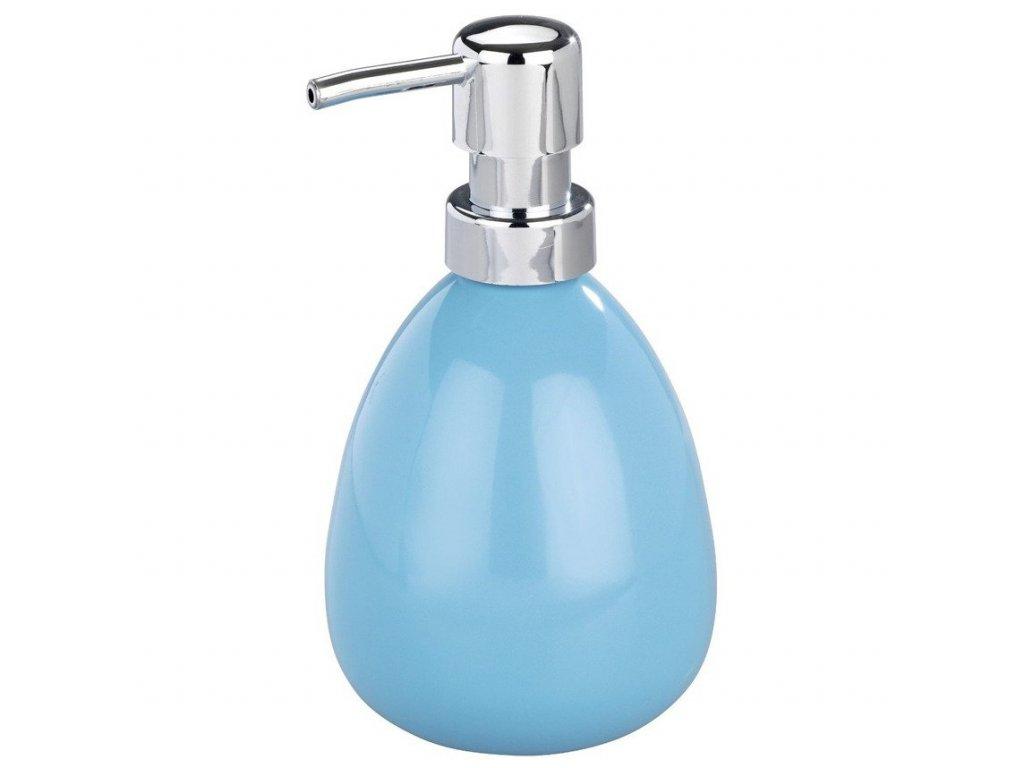 Dávkovač mýdla POLARIS LIGHT BLUE