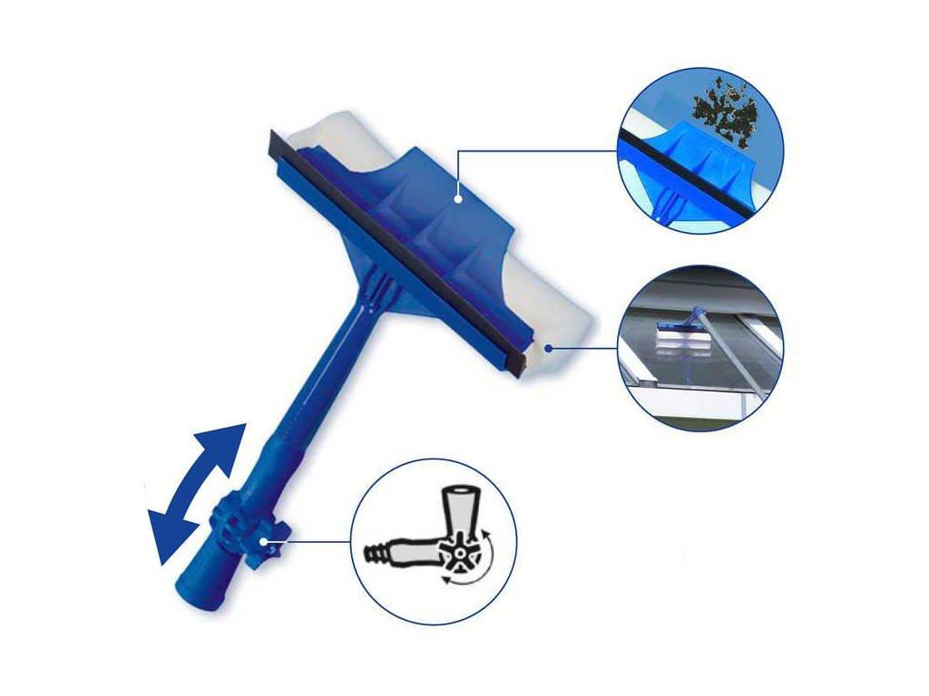 Stěrka na mytí oken MAXI, dosah 3 m