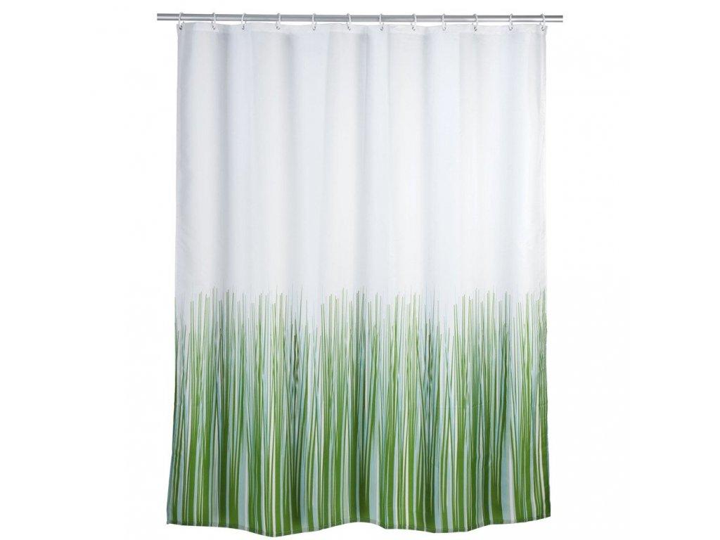 Sprchový závěs, vzor NATURE, 180x200 cm