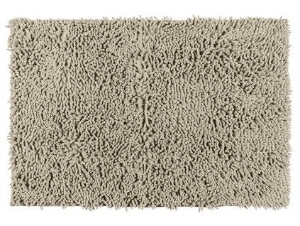 Koupelnová předložka, 80 x 50 cm, béžová