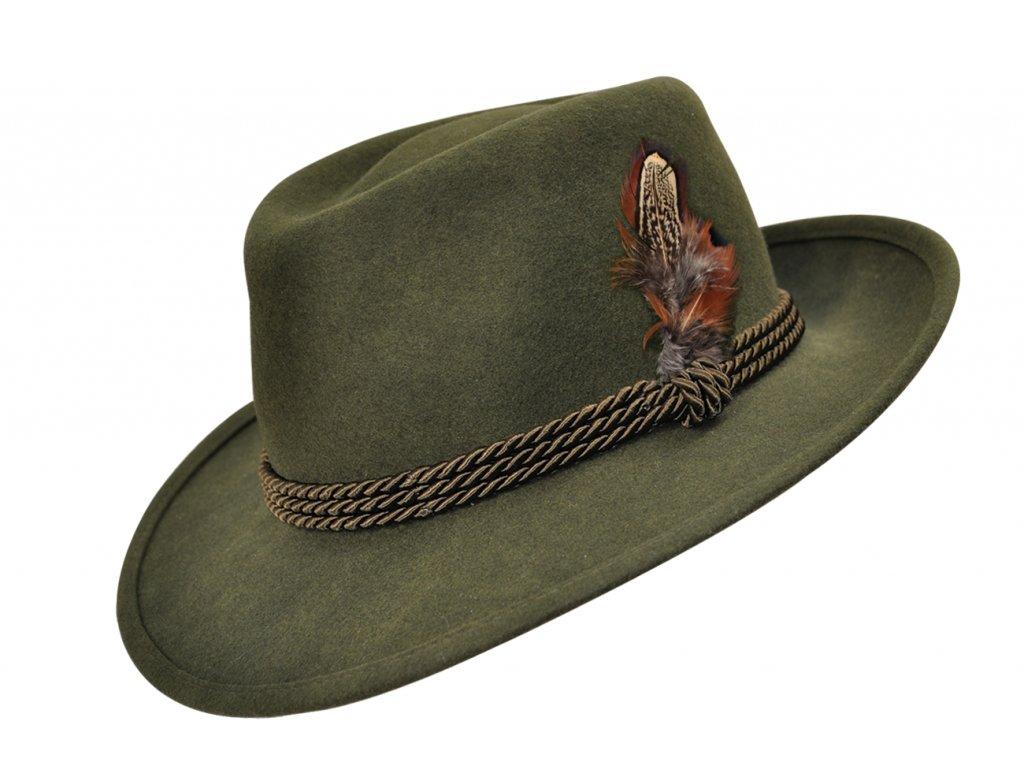 Myslivecký klobouk Alfréd