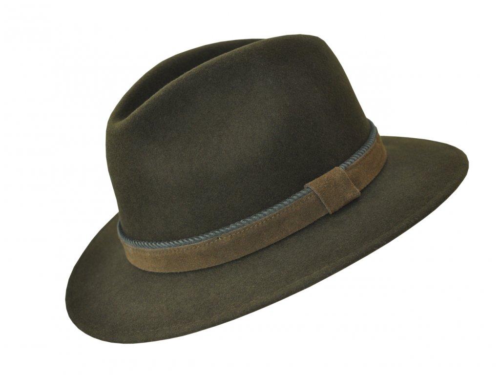 Myslivecký klobouk Amos