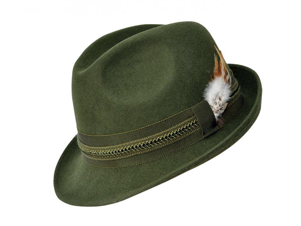 Myslivecký klobouk Hynek