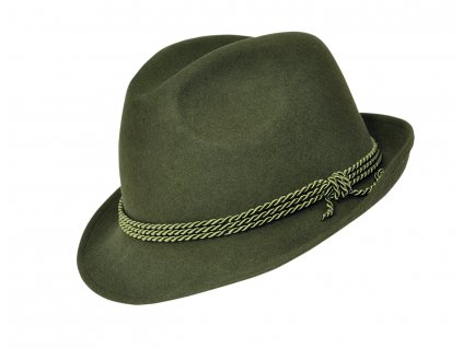 Myslivecký klobouk Hubert