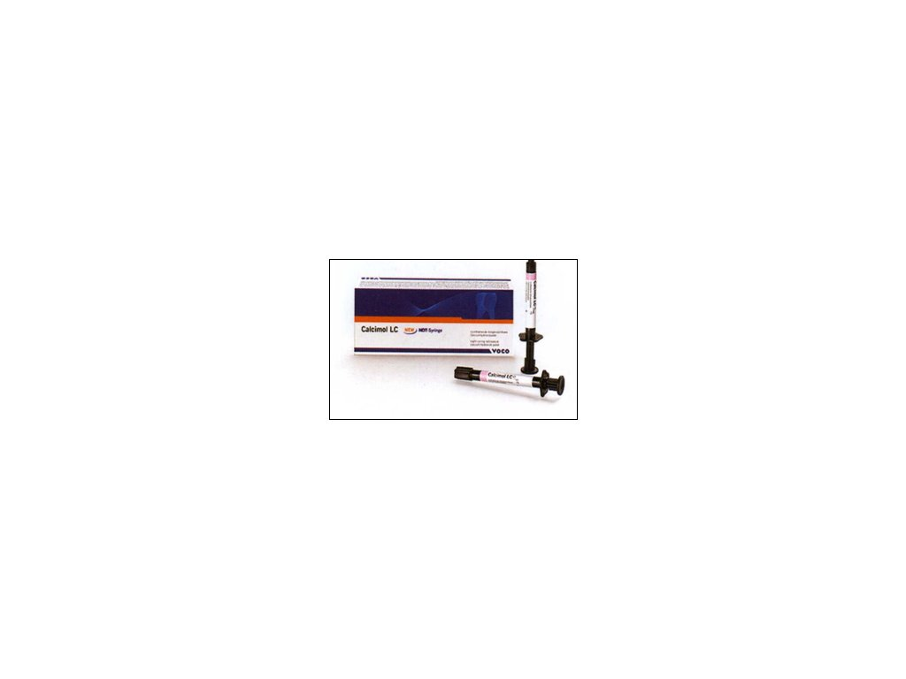 CALCIMOL LC (varianta Stříkačka 2x2ml + aplikační kanyly)