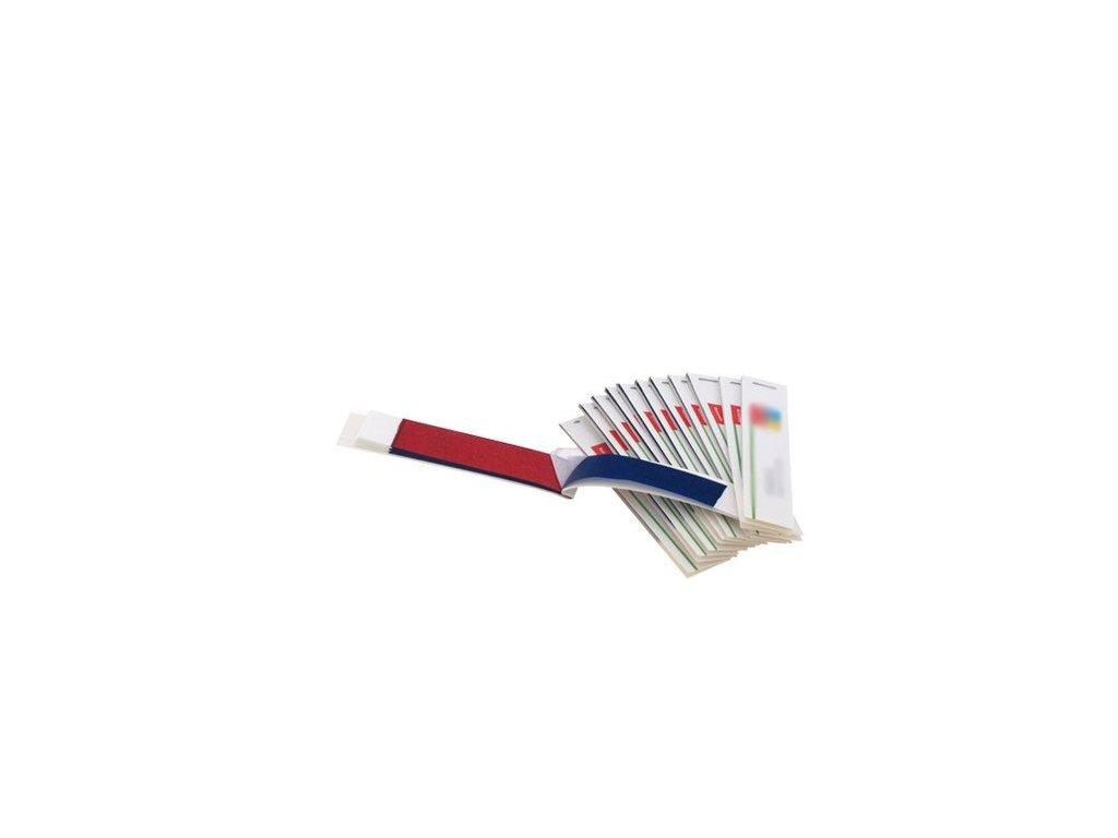 ARTIKULAČNÍ PAPÍRKY (varianta Podkovy červené: 6x10 podkov)