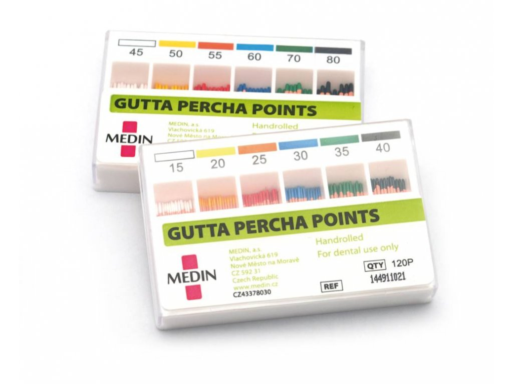 gutta percha points
