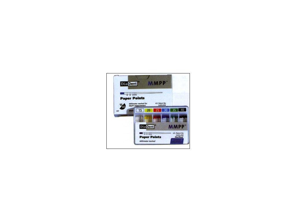 Papírové čepy kalibrované kónicita .06 (varianta Čepy kalibr. papír. kón. .06 - velikost: 15)