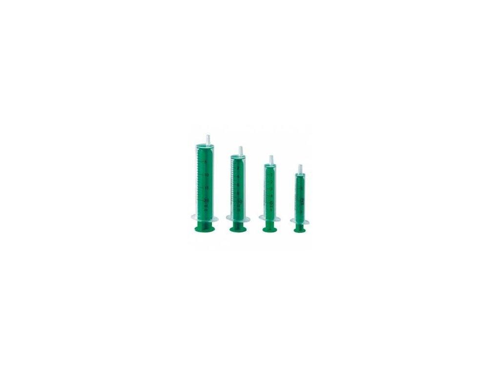 Stříkačky injekční (varianta Stříkačky injekční: 2ml, 100ks)