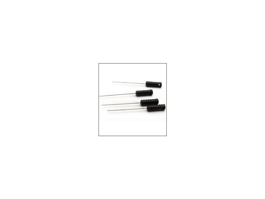 Dřeňové jehly (varianta Dřeňové jehly: délka 21mm, průměr 0,15mm - šedivé)